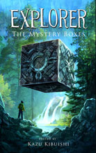 Image: Explorer the Mystery Boxes SC  - Amulet Books
