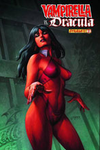 Image: Vampirella vs. Dracula #1 - D. E./Dynamite Entertainment