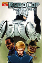 Image: Robocop: Road Trip #2 - D. E./Dynamite Entertainment