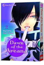 Image: Dawn of the Arcana Vol. 02 SC  - Viz Media LLC