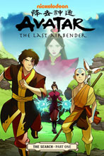 Image: Nickelodeon Avatar: The Last Airbender - The Search Part 1 SC  - Dark Horse Comics