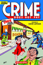 Image: Crime Does Not Pay Archives Vol. 04 HC  - Dark Horse Comics
