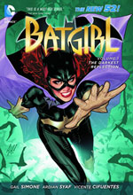 Image: Batgirl Vol. 01: The Darkest Reflection SC  (N52) - DC Comics