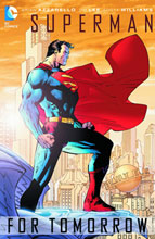 Image: Superman: For Tomorrow SC  - DC Comics