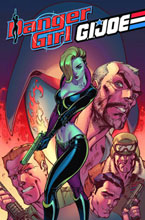 Image: Danger Girl / G.I. Joe HC  - IDW Publishing