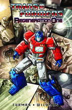 Image: Transformers: Regeneration One Vol. 01 SC  - IDW Publishing
