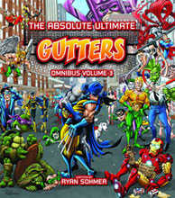 Image: Absolute Ultimate Gutters Omnibus Vol. 03 HC  - D. E./Dynamite Entertainment