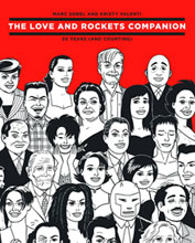 Image: Love and Rockets Companion: 30 Years  (and Counting) SC - Fantagraphics Books
