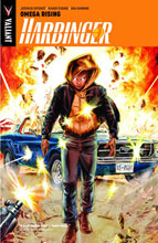 Image: Harbinger Vol. 01: Omega Rising SC  - Valiant Entertainment LLC