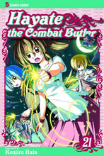 Image: Hayate the Combat Butler Vol. 21 SC  - Viz Media LLC