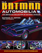Image: Batman Automobilia #2 (Batman Classic TV Show) - Eaglemoss Publications Ltd