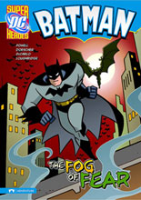 Image: Batman: The Fog of Fear SC  - Stone Arch Books