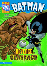 Image: DC Super Heroes Batman Young Readers: Revenge of Clayface SC  - Capstone Press
