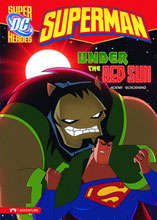 Image: DC Super Heroes Superman Young Readers: Under the Red Sun SC  - Stone Arch Books