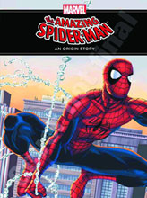 Image: Amazing Spider-Man Origin Story Young Readers HC  (2nd edition) - Marvel Press