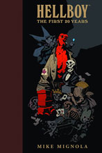 Image: Hellboy: The First 20 Years HC  - Dark Horse Comics
