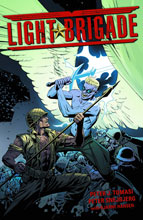 Image: Light Brigade HC  - Dark Horse Comics