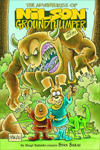 Image: Adventures of Nilson Groundthumper & Hermy HC  - Dark Horse Comics