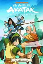 Image: NIckelodean Avatar: The Last Airbender - The Rift Part 1 SC  - Dark Horse Comics