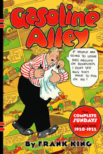 Image: Gasoline Alley: The Complete Sundays Vol. 1 - 1920-1922 HC  - Dark Horse Comics