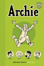 Image: Archie Archives Vol. 09 HC  - Dark Horse Comics