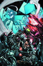Image: Justice League #27 (Evil) - DC Comics