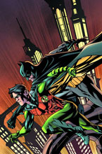 Image: Batman and Robin Annual #2 - DC Comics