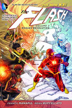 Image: Flash Vol. 02: Rogues Revolution SC  - DC Comics