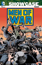 Image: Showcase Presents: Men of War SC  - DC Comics