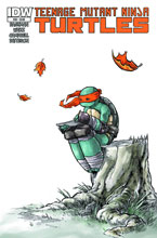 Image: Teenage Mutant Ninja Turtles #30 - IDW Publishing