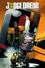 Image: Judge Dredd Vol. 03 SC   - IDW Publishing
