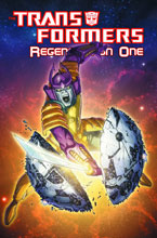 Image: Transformers: Regeneration One Vol. 03 SC  - IDW Publishing