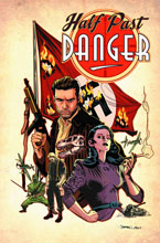 Image: Half Past Danger HC  - IDW Publishing