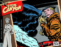 Image: Complete Steve Canyon Vol. 04: 1953-1954 HC  - IDW Publishing