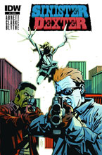 Image: Sinister Dexter #2 - IDW Publishing