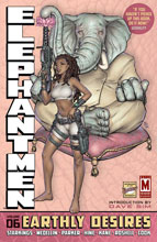 Image: Elephantmen Vol. 06: Earthly Desires SC  - Image Comics
