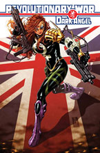 Image: Revolutionary War: Dark Angel #1 - Marvel Comics