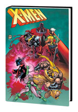 Image: X-Men: The Age of Apocalypse Companion Omnibus HC  - Marvel Comics