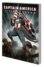 Image: Captain America: Living Legend SC  - Marvel Comics
