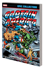265a89a193ea Image  Captain America Epic Collection  Dawn s Early Light SC - Marvel  Comics