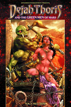 Image: Dejah Thoris and the Green Men of Mars Vol. 01: Red Meat SC  - Dynamite