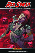 Image: Red Sonja Vol. 13: The Long March Home SC  - Dynamite