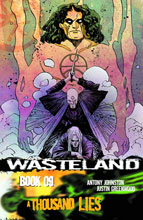 Image: Wasteland Vol. 09: Thousand Lies SC  - Oni Press Inc.