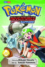 Image: Pokemon Adventures: Ruby & Sapphire Vol. 20 SC  - Perfect Square
