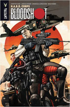 Image: Bloodshot Vol. 04: H.A.R.D. Corps SC  - Valiant Entertainment LLC