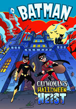 Image: Batman: Catwoman's Halloween Heist Young Readers SC  - Capstone Press