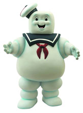 Image: Ghostbusters 24-inch Stay Puft Marshmallow Man Bank  -