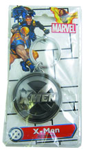 Image: Marvel Pewter Keyring: X-Men Symbol  -