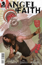 Image: Angel and Faith Season 10 #10 - Dark Horse Comics