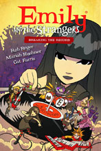Image: Emily and the Strangers Vol. 02: Breaking the Record HC  - Dark Horse Comics